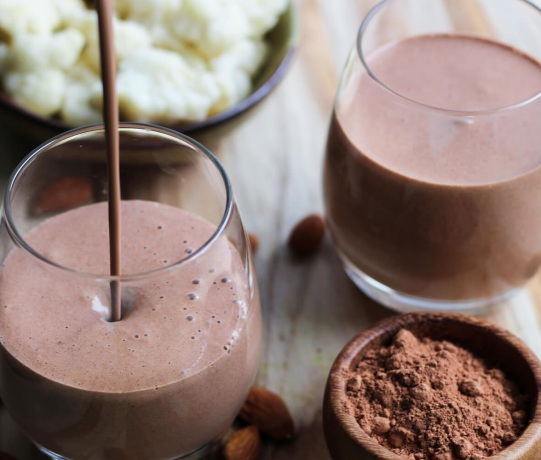 Chocolate Cauliflower Shake